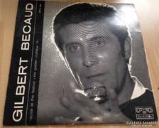 Hanglemez/Gilbert Becaud 1971