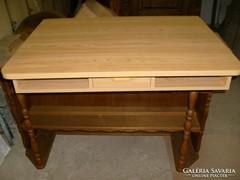 Egyedi iroda asztal szekrénysorba is építhető