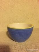 Kék jelzett kerámia kávés csésze (44)