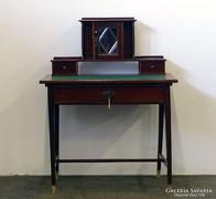 0K891 Antik szecessziós női íróasztal