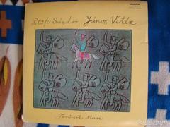 János Vitéz LP bakelit lemez
