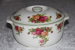 Tűzálló edény - Royal Albert Old Country Roses