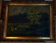 Tornyai János 1869-1936 magyar festő