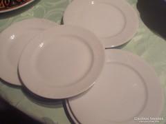 Holloházi lapos  tányér 5 darab  26 cm