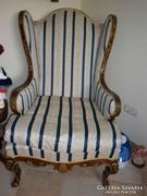 VIKTÓRIA silusu fotel