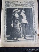 AZ UTOLSÓ MAGYAR KIRÁLY KORONÁZÁS IV. KÁROLY ZITA ÚJSÁG 1916 BUDAPEST