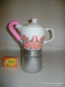 Retro Hollóházi kávéfőző