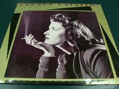 Karády Katalin hanglemez LP ( Hamvadó cigarettevég )