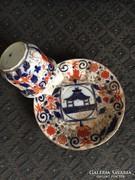 Altwien, antik bécsi porcelán kávés csésze aljjal