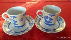 2 db kávés csésze + alj pótlásnak