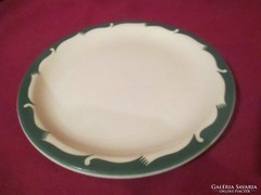 Kiárusítás! Ke2 kerámia  tányér 18 cm