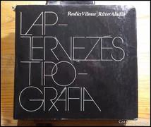 Radics - Ritter : Laptervezés tipográfiája