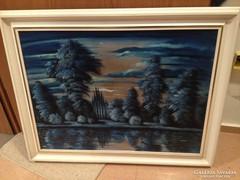 Cseke Zoltán  festmény eladó