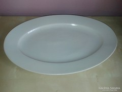 Ovális Zsolnay tál 43,5 cm