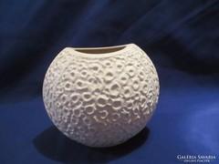 Henrich Bavaria különleges mintájú váza A052