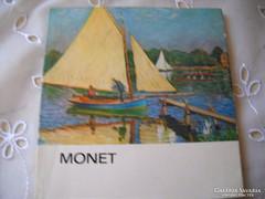 Monet A művészet kiskönyvtára eladó!