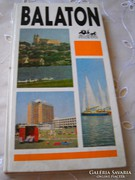 "Balaton Panoráma ""mini""útikönyvek sorozatból ."