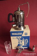   Eredeti régi német inhalator