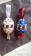 Húsvéti kézműves tojások
