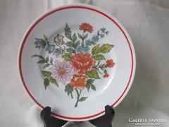 Hollóháza-Hollóházi porcelán falitányér