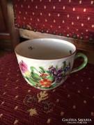 Antik Herendi kávés csésze