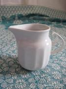 Hollóházi art deco porcelán tejkiöntő,kiöntő,kiskancsó