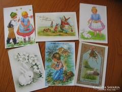 Régi húsvéti képeslapok