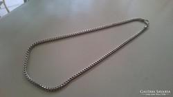 Ezüst nyaklánc érdekes fazonú 925