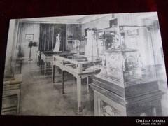 ERZSÉBET KIRÁLYNÉ SZISZI RÉGI KÉPESLAP EMLÉKMÚZEUM 1908