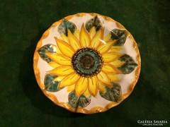 Goszthony Mária kerámia ! : tányér, falitányér