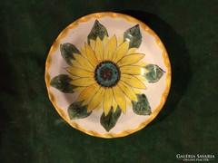 Goszthony Mária: tányér, falitányér