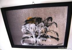 Falikép - Galériából- 38 x 28 cm