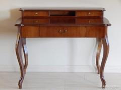 Neobarokk női íróasztal [A01]