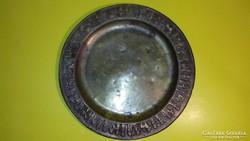 Teván Margit dísztál 28,5 cm