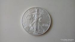 Ezüst Liberty 1 dollár 2000. 0.999