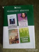 READER DIGEST VÁLOGATÁS, Három hét Párizsban..