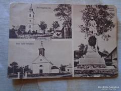 D148597 Balatonfőkajár   képeslap