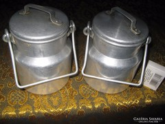 Retro tejes kannácskák