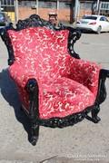 Gyönyörű barokk fotel!