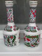 Metaxa hand made porcelain  2 db