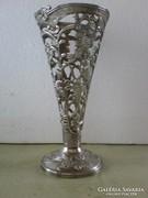 Váza  rézötvözet , nikkelbevonattal
