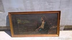 Hatalmas festmény