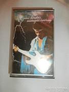 Jimi Hendrix - Midnight lighting - MC - kazetta
