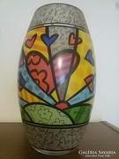 Goebel-pop art váza.