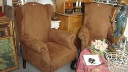 Füles fotel  felújított