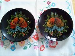 Gránit fali tányér 2 db