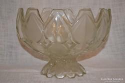 Üveg kínáló, gyümölcsös ( DBZ 0079 )