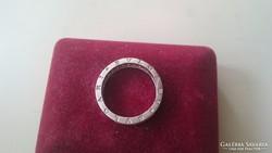 Arany 14 karátos BULGARY gyűrű