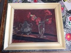 Kunt Ernő (1920–1994) , festmény eladó