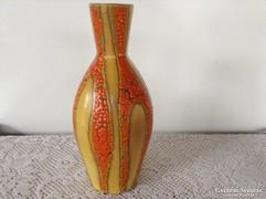 Várdeák Ildikó kerámia váza